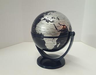 Mini globo da scrivania