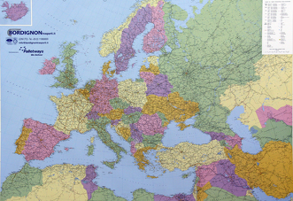 Sottomano Europa