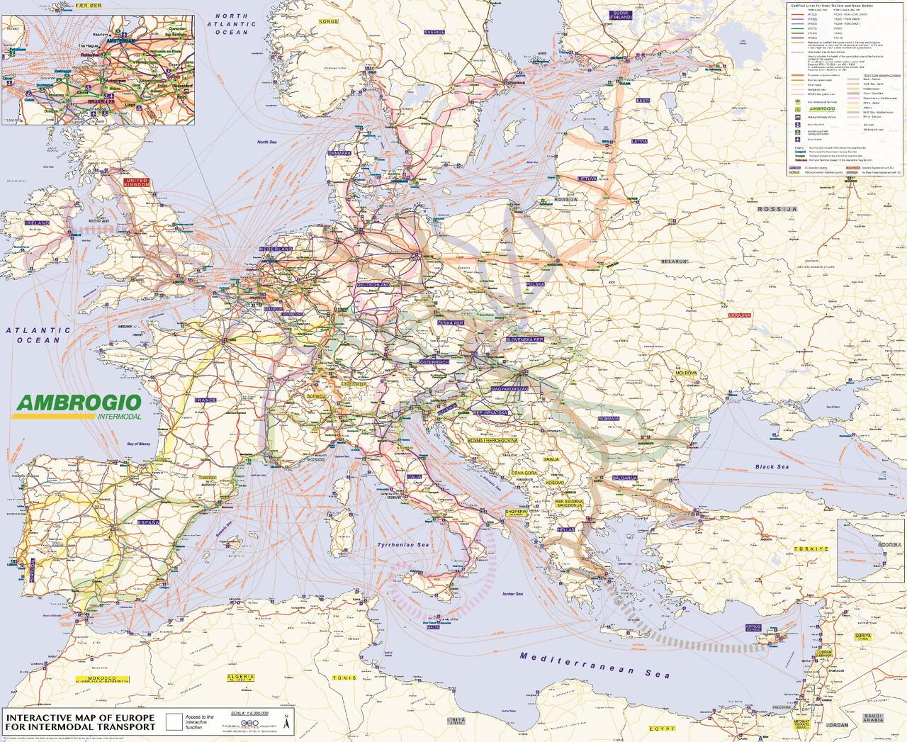 Europa per il Trasporto Intermodale